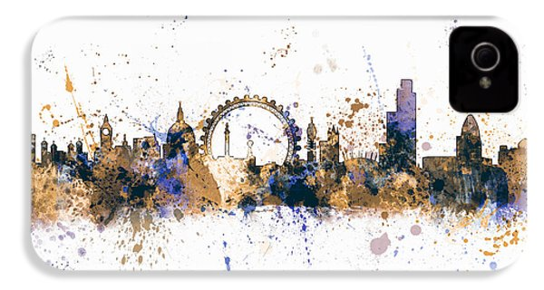 London England Skyline IPhone 4s Case
