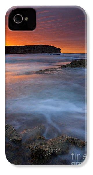 Pennington Dawn IPhone 4s Case by Mike  Dawson