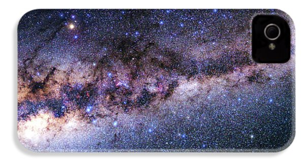 Southern View Of The Milky Way IPhone 4s Case by Babak Tafreshi