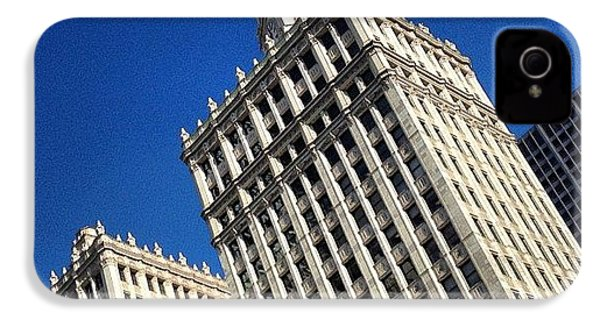 Wrigley Building- Chicago IPhone 4s Case