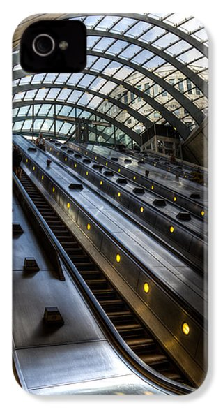 Canary Wharf Station IPhone 4s Case