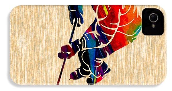 Ice Hockey IPhone 4s Case