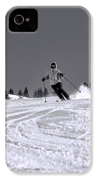 First Run IPhone 4s Case by Sebastian Musial