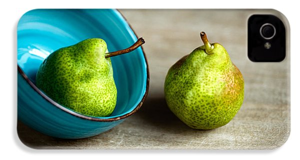 Pears IPhone 4s Case by Nailia Schwarz