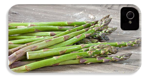 Asparagus IPhone 4s Case by Tom Gowanlock