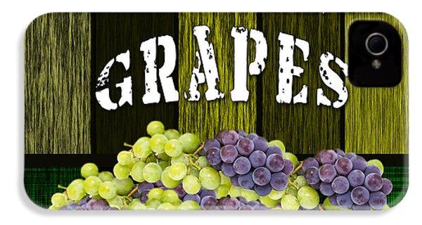 Grape Farm IPhone 4s Case