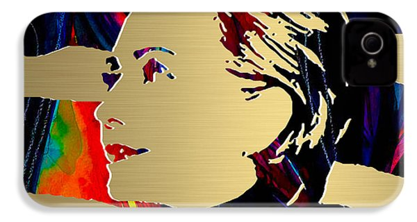 Hillary Clinton Gold Series IPhone 4s Case
