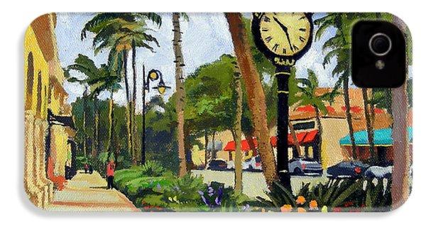 5th Avenue Naples Florida IPhone 4s Case