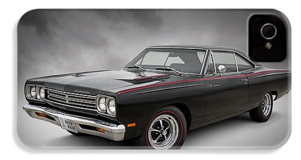 '69 Roadrunner IPhone 4s Case by Douglas Pittman