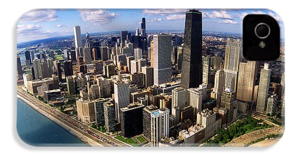 Chicago Il IPhone 4s Case by Panoramic Images
