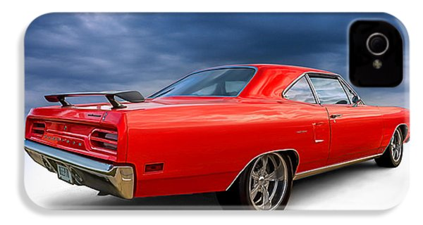 '70 Roadrunner IPhone 4s Case by Douglas Pittman