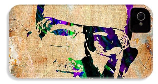Bono U2 IPhone 4s Case