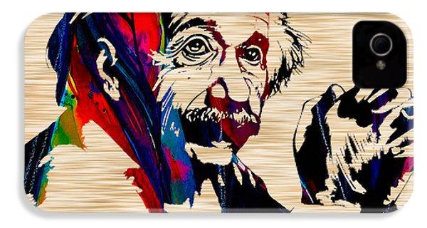 Albert Einstein IPhone 4s Case