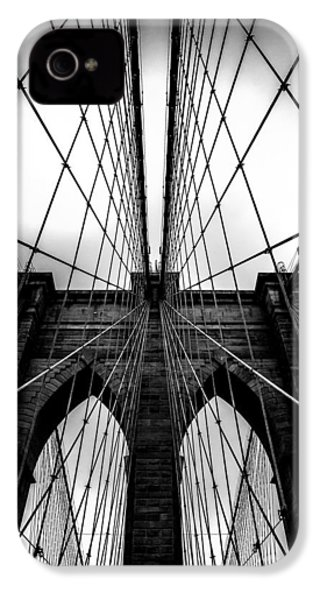 A Brooklyn Perspective IPhone 4s Case