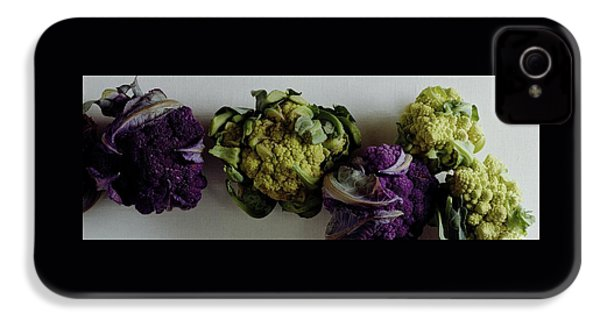 A Group Of Cauliflower Heads IPhone 4s Case