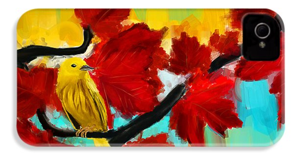 A Ponder IPhone 4s Case by Lourry Legarde