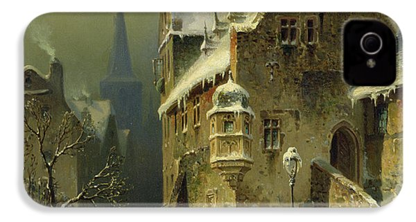 A Small Town In The Rhine IPhone 4s Case
