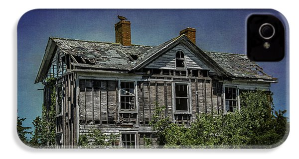 Abandoned Dream IPhone 4s Case by Terry Rowe