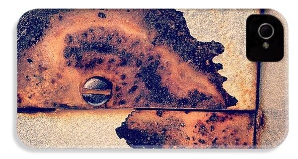 Absract Rust IPhone 4s Case