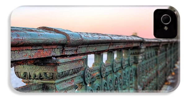 Across The Charles  IPhone 4s Case by JC Findley