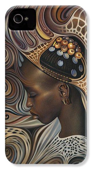 African Spirits II IPhone 4s Case