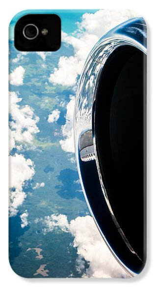 Tropical Skies IPhone 4s Case by Parker Cunningham