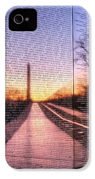 Always Remembered  IPhone 4s Case by JC Findley
