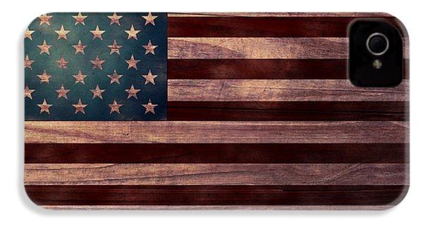 American Flag I IPhone 4s Case