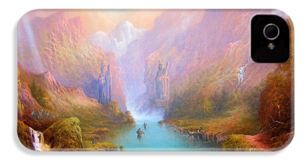 Anduin The Great River IPhone 4s Case by Joe  Gilronan