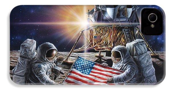 Apollo 11 IPhone 4s Case