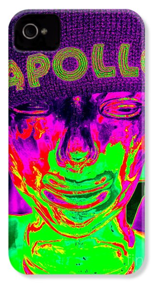 Apollo Abstract IPhone 4s Case by Ed Weidman