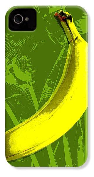 Banana Pop Art IPhone 4s Case