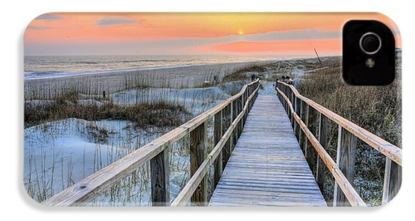 Barefoot IPhone 4s Case by JC Findley