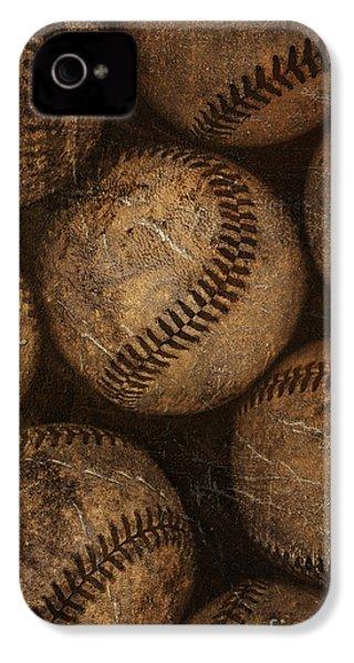 Baseballs IPhone 4s Case
