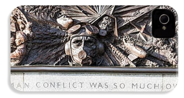 Battle Of Britain Monument London IPhone 4s Case by Gary Eason