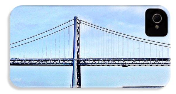 Bay Bridge IPhone 4s Case
