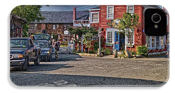 Bearskin Neck IPhone 4s Case by Mark Myhaver