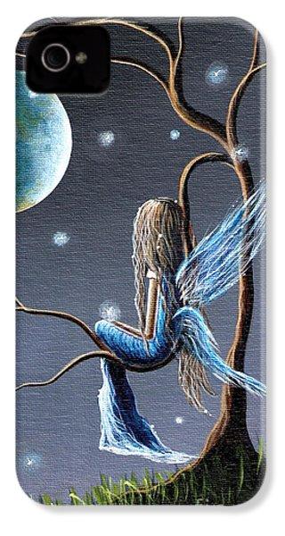 Fairy Art Print - Original Artwork IPhone 4s Case