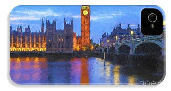 Big Ben IPhone 4s Case