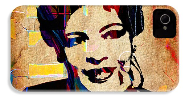 Billie Holiday Collection IPhone 4s Case