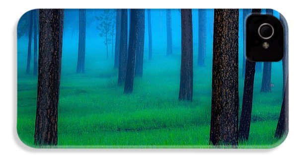 Black Hills Forest IPhone 4s Case by Kadek Susanto