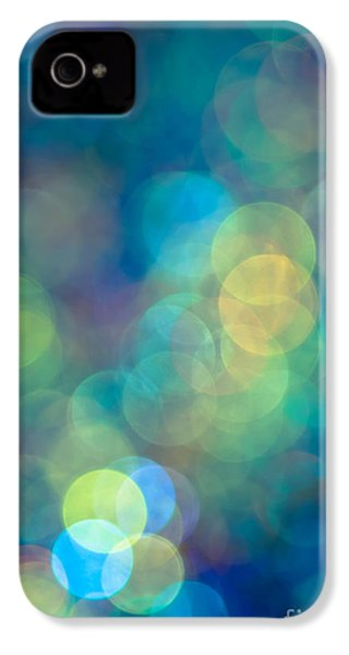 Blue Of The Night IPhone 4s Case by Jan Bickerton