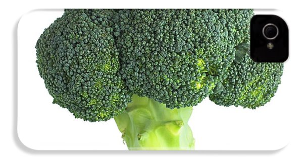 Broccoli IPhone 4s Case by Science Photo Library