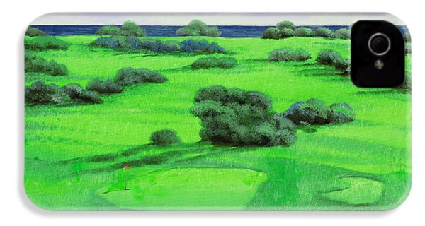 Campo Da Golf IPhone 4s Case by Guido Borelli