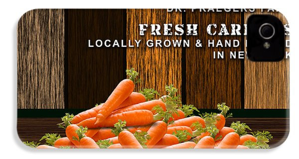 Carrot Farm IPhone 4s Case