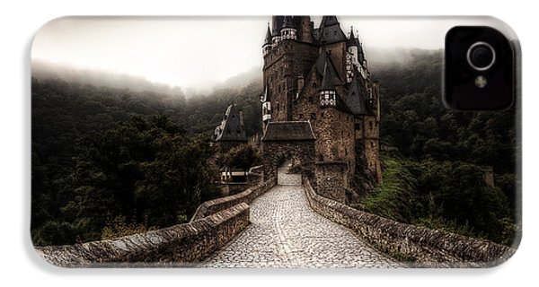 Castle In The Mist IPhone 4s Case by Ryan Wyckoff