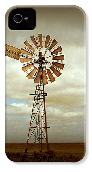 Catch The Wind IPhone 4s Case by Holly Kempe