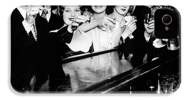 Cheers To You IPhone 4s Case by Jon Neidert