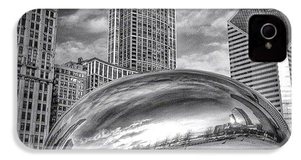 Chicago Bean Cloud Gate Hdr Picture IPhone 4s Case