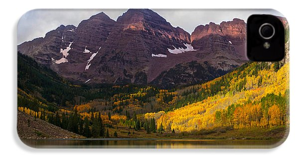 Colorado 14ers The Maroon Bells IPhone 4s Case